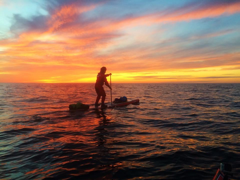 Äventyrsbeskrivning – Stand Up Paddle Visby-Sthlm