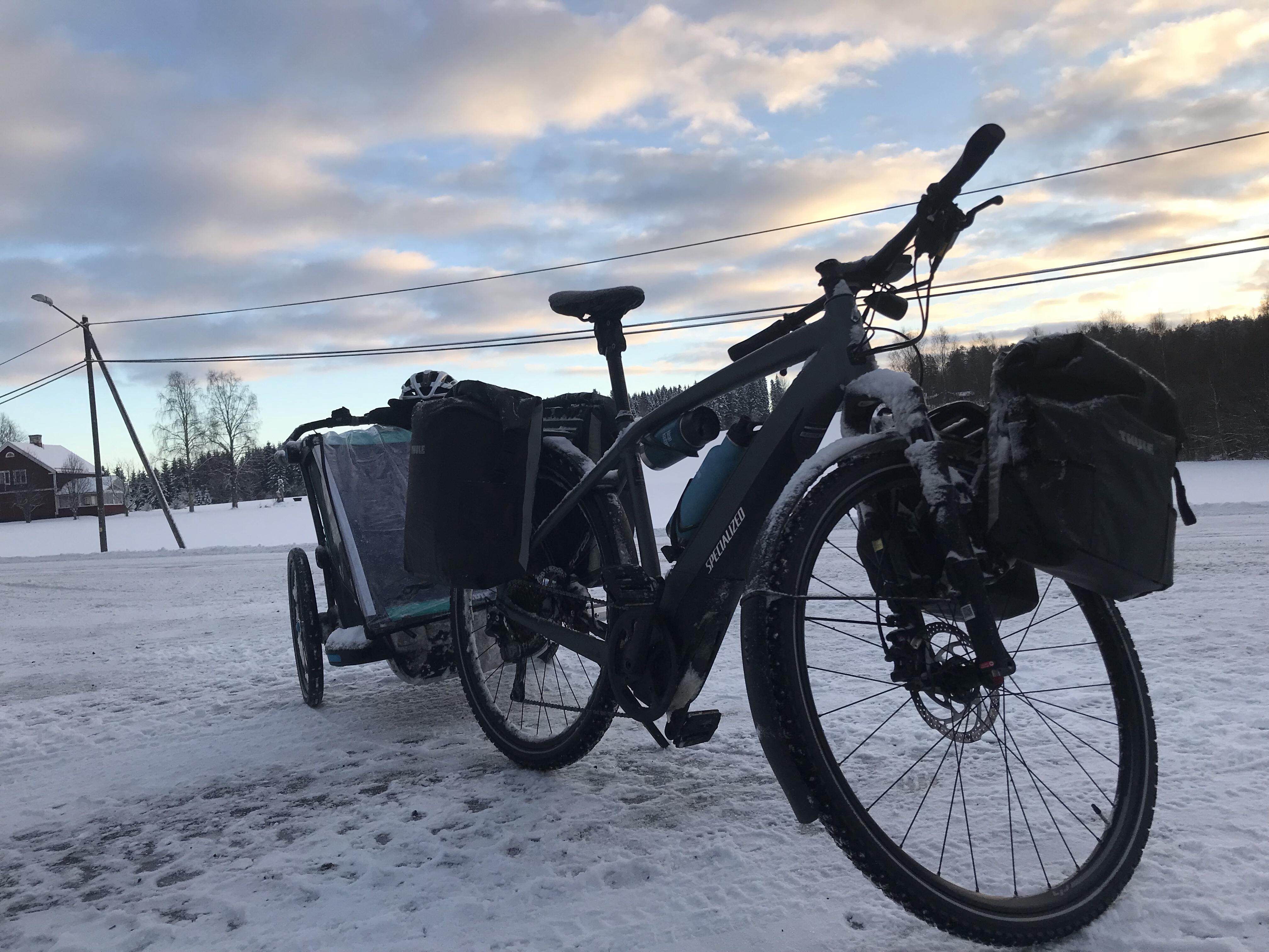 Epilog – Vintercykla Sveriges kustlinje