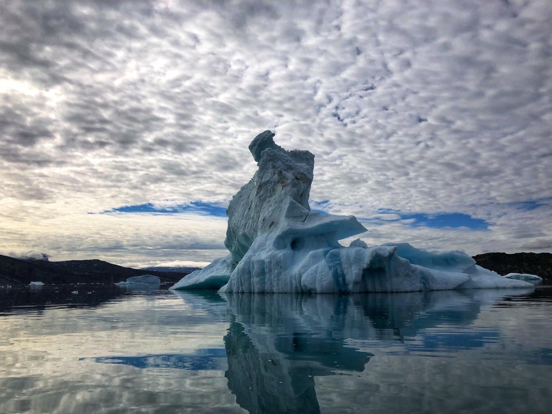 Fast på Uummannaq i Grönland 2018